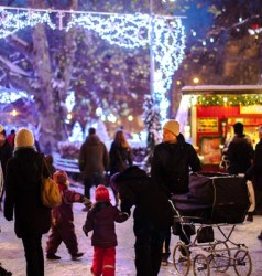 Vinter i Malmö